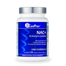 CanPrev NAC+ (N-Acetyl-L-Cysteine)   886646501961