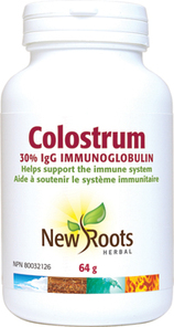 New Roots Herbal Colostrum Powder 64g |628747008723