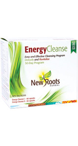 New Roots Herbal Energy Cleanse 30-day Program|628747515405