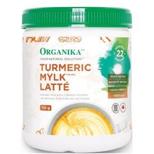 Organika Turmeric Mylk Latte 110g | 620365029654