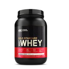 Optimum Nutrition Gold Standard 100% Whey Protein Cookies & Cream 1.85 lbs   748927028638
