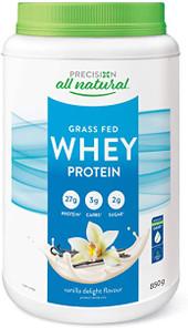 Precision All Natural Whey Protein French Vanilla Delight Flavour 850g | 837229003952
