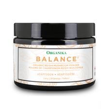 Organika Balance Organic Reishi Mushroom Powder 100g | 620365029685