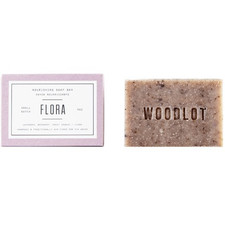 Woodlot Nourishing Soap Bar Flora 4oz | 628250757231