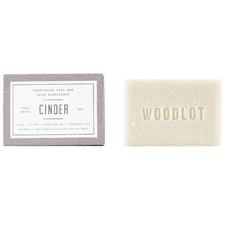 Woodlot Nourishing Soap Bar Cinder 4oz | 628250757224