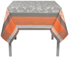 Now Designs Fall Flicker Tablecloth 60 x 120 inch   064180276501