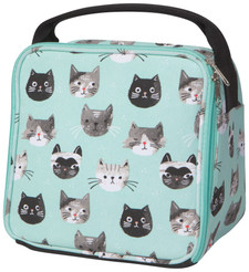 Now Designs Cats Meow Lets Do Lunch Bag   064180255469