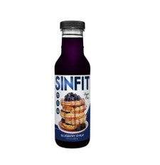 Sinister Labs SINFIT sugar free Blueberry Syrup 355mL   853698007499