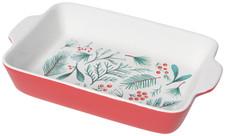 Now Designs Bough & Berry Decal Baking Dish 1.3 Quart   64180275511