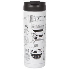 Now Designs Purr Party Roam Travel Mug 530ml | 64180276587