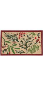 Now Designs Bough & Berry Doormat |64180275474