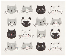 Now Designs Cats Meow Dry Mat | 64180267448