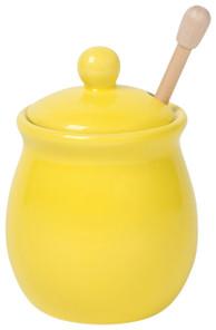 Now Designs Honey Pot   Lemon   064180234839