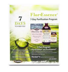 Flora Health Flor-Essence 7-Day Purification Program 1 Kit | 061998080771