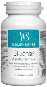 WomenSense GI Sense 90 Vegicaps | 628826002062