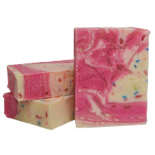 Naturally Vain It's Your Birthday Soap Bar 1 Count