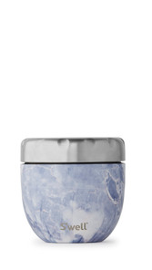 S'well Eats Stainless Steel Thermal Container Blue Granite 21.5 oz | 843461103718