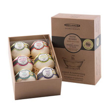 Relaxus Aromatherapy Bath Bombs 6 pack | REL-504821