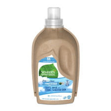 Seventh Generation Concentrated Laundry Detergent - Free & Clear 1.47 L | 732913228270