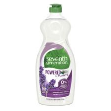 Seventh Generation Dish Liquid - Lavender Flower & Mint Scent 739 mL | 732913227341