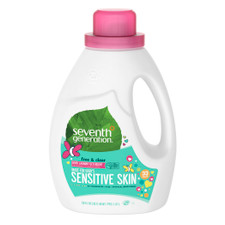 Seventh Generation Laundry Detergent - Free & Clear 1.47 L | 732913229741
