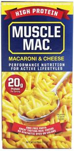 Muscle Mac High Protein Macaroni & Cheese 191g    856587004234
