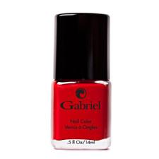 Gabriel Cosmetics Classic Red Nail Polish 14.8 ml | 707060770170