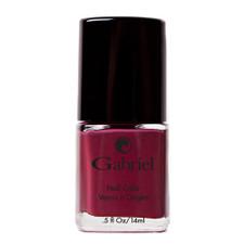 Gabriel Cosmetics Sangria Nail Polish 14.8 ml   707060770149