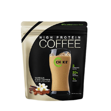 Chike Nutrition High Protein Vanilla Iced Coffee-Bag  413 g | 185689000425