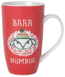 Now Designs Baa Humbug Mug 20 oz   064180275931