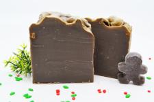 Naturally Vain Gingerbread Soap Bar 4.5 oz