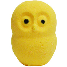 Naturally Vain Tweeter Bath Bomb 7 oz- Yellow