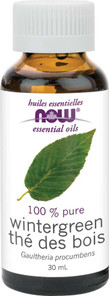 Now Essential Oils 100% Pure Wintergreen Oil 30mL | 733739876409