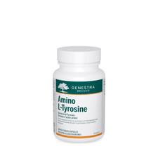 Genestra Amino L-Tyrosine 60 Vegetarian Capsules | 883196102006