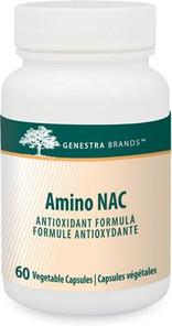 Genestra Amino NAC 500mg 60 Caps | 883196112906
