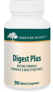 Genestra Digest Plus 90 Tablets | 883196105359