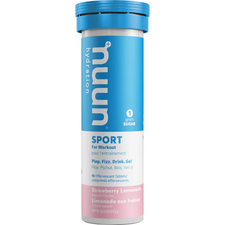 Nuun Hydration Sport-Strawberry Lemonade 10 Tablets (52g) | 811660021133