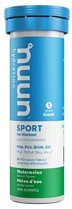 Nuun Hydration Sport-Watermelon 10 Tablets (53g) | 811660021232