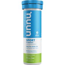 Nuun Hydration Sport-Lemon Lime 10 Tablets (55g) | 811660021119