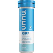 Nuun Hydration Sport-Tropical 10 Tablets (55g)   811660021157