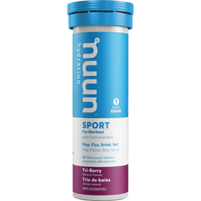 Nuun Hydration Sport-Tri Berry 10 Tablets (55g) |  811660021065