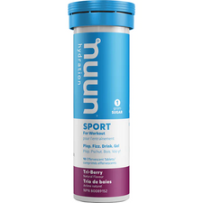 Nuun Hydration Sport-Tri Berry 10 Tablets (8 x 52g) |  811660021065