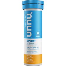Nuun Hydration Sport Orange 10 Tablets   811660021171