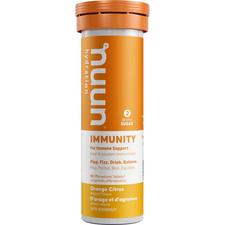 Nuun Hydration Immunity Orange Citrus 10 Tablets (54g)   811660022512, 811660022499
