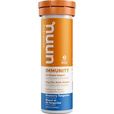 Nuun Hydration Immunity Blueberry Tangerine 10 Tablets | 811660022505