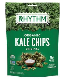 Rhythm Superfoods Kale Chips - Original 57 g | 829739002631