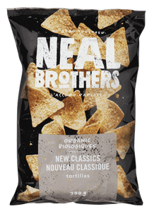 Neal Brothers Tortilla Chips - The New Classics 300 g | 056932201077