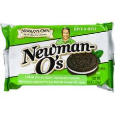 Newman's Own Mint Creme Cookie 226 g | 757645021647