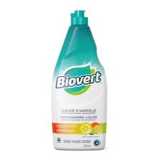 Biovert Dishwashing Liquid - Citrus Fresh Scent 700 ml   776622558075
