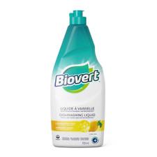 Biovert Dishwashing Liquid - Lemon 700 ml   776622011198